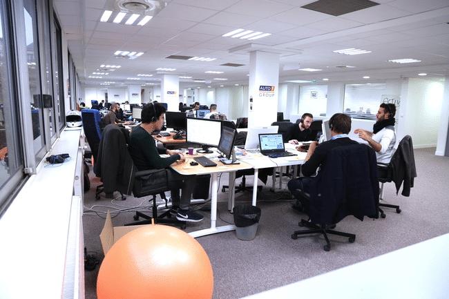 Auto1 Group office